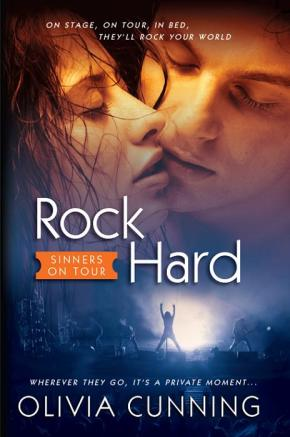 Rock Hard: Sinners on Tour book 2, release date April 2011
