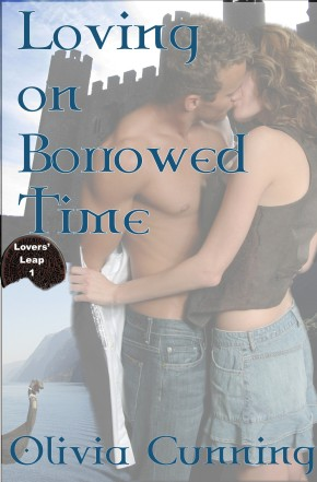Loving On Borrowed Time Cover 3