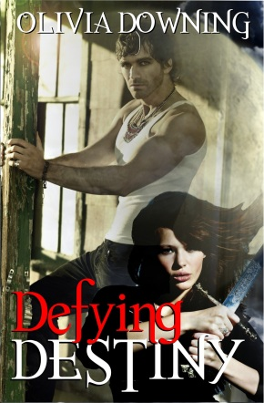 Defying Destiny Front Cover ebook