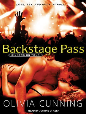 Backstage Pass Audio Book
