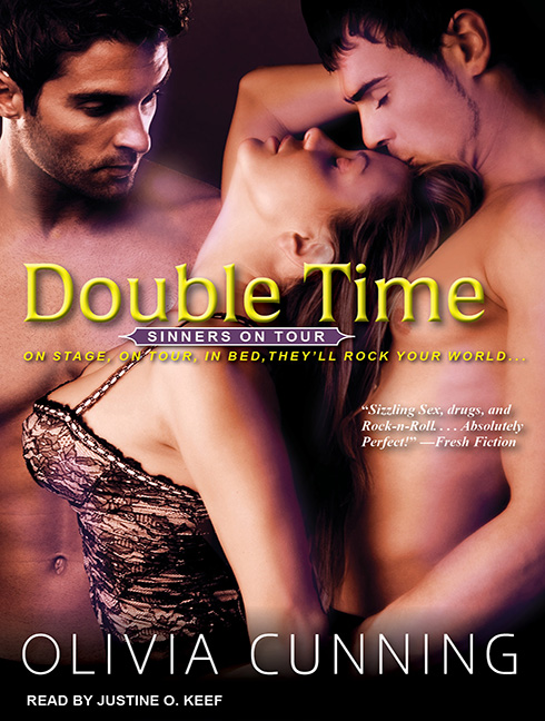 Double Time Audio Book Cover