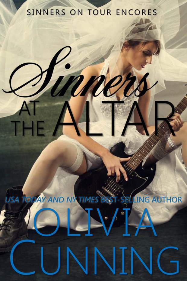 Sinners at the Altar Cover