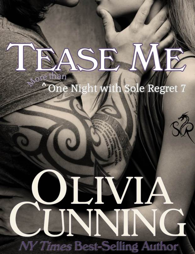 SR 07 Tease Me Cover 2