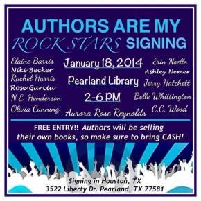 signing flier