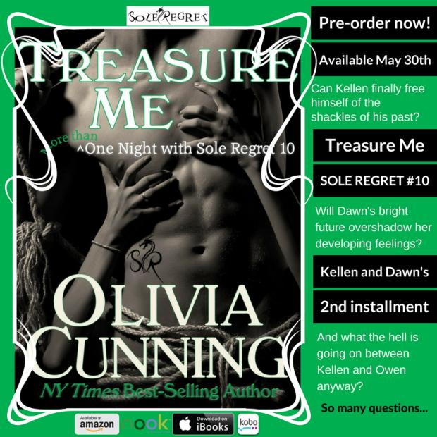 Treasure Me Preorder