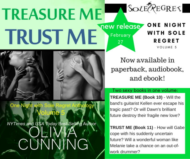 Treasure Me Trust Me new release